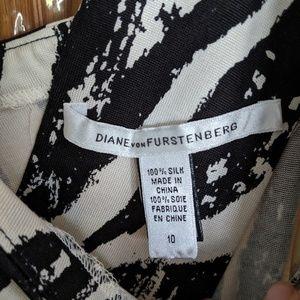 Size 10 Diane Von Furstenberg dress